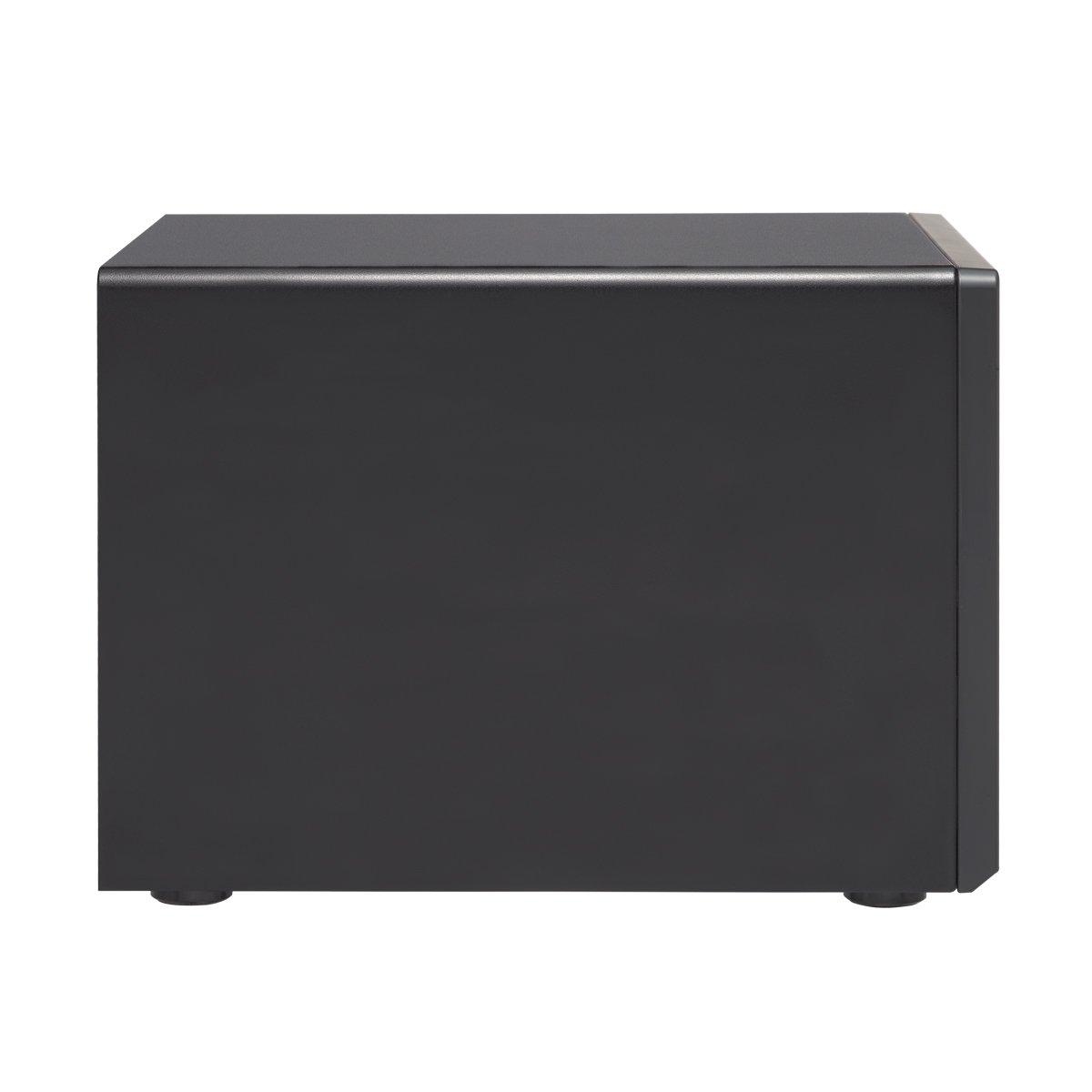 Qnap TVS-1282T3-i7-64G-US Ultra-High Speed 12 bay (8+4) Thunderbolt 3 NAS/iSCSI IP-SAN, Intel 7th Gen Kaby Lake Core i7 3.6GHz Quad Core, 64GB RAM, Thunderbolt3 port x 4 and 10Gbase-T x 2 by QNAP (Image #3)