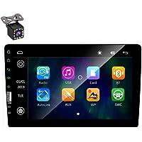 "Hodozzy Radio Coche 2 DIN, Radio Coche Bluetooth con Pantalla Táctil de 9"", Reproductor MP5 Autoradio Coche Compatible…"