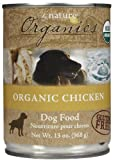 By Nature Organics Can Dog Food Case Chicken, My Pet Supplies