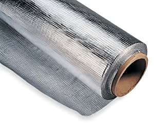 """ARMA FOIL, Radiant Barrier, High Strength 51"""" wide, 500sf Perforated"""