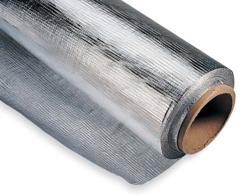 """ARMA FOIL, Radiant Barrier, High Strength 51"""" wide, 1000sf Perforated"""