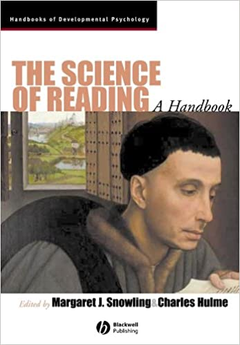 The Science of Reading A Handbook