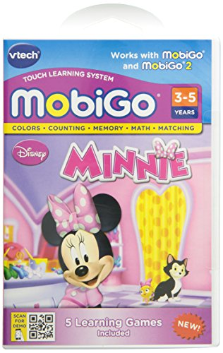 VTech MobiGo Software Minnie's Bow Toons