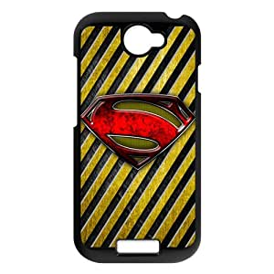 Chic Eden Vintage Superman Logo Hard Plastic Durable Nice Case Cover fits for HTC ONE S