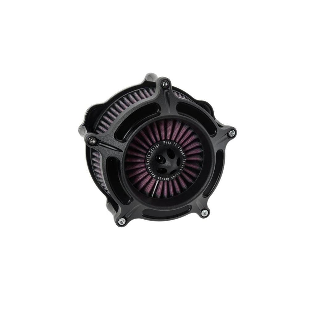 RSD Turbine Air Cleaner - Black Ops 0206-2039-SMB