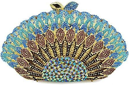 ハンドバッグ - ハンドバッグダイヤモンドの豪華なフルダイヤモンドのイブニングバッグ、ドレスのハンドバッグ、繊細な小さな財布 よくできた