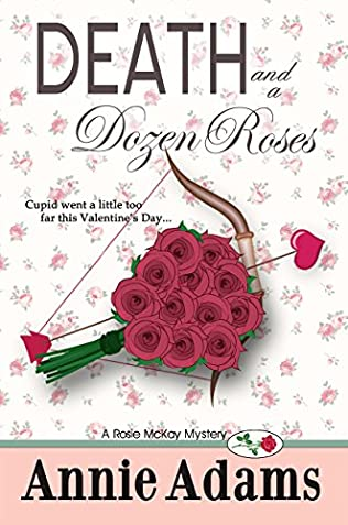 book cover of Death and a Dozen Roses