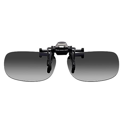 40 opinioni per Giorno di visione di guida occhiali da sole polarizzati, clip-on flip-up,