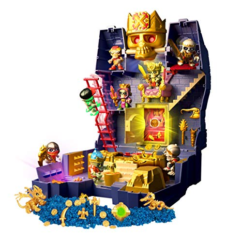Expert choice for treasure x adventure pack, 3-pack chest