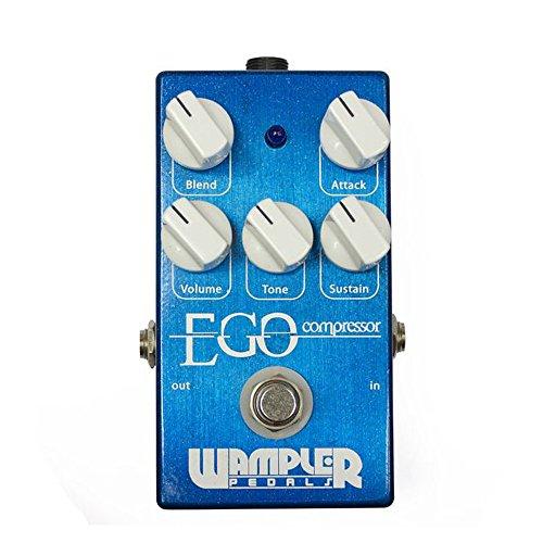 Wampler Pedals EGOCOMPRESSOR Essentials Ego Compressor Pedal
