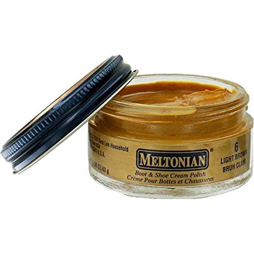 Meltonian Shoe Cream, Light Brown