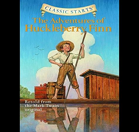 Classic Starts The Adventures Of Huckleberry Finn Classic Starts Series English Edition Ebook Twain Mark Andreasen Dan Ho Oliver Pober Ed D Arthur Amazon Com Mx Tienda Kindle