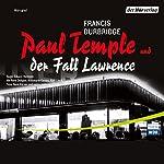Paul Temple und der Fall Lawrence | Francis Durbridge