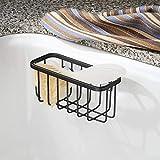 iDesign Austin Kitchen Sink Suction Holder for