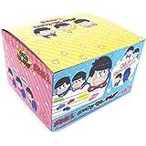 おそ松さん のっかりラバークリップ BOX商品 1BOX = 6個入り、全6種類