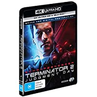 Terminator 2 Judgment Day 4K/UHD Deals