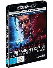 Terminator 2 - Judgment Day (4K Ultra HD + Blu-ray)