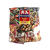 Japan Denroku Otsumami Rice Cracker Nuts 23packs