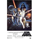 STAR WARS - EPISODE IV A NEW HOPE STYLE C MOVIE POSTER (Size 27x40)