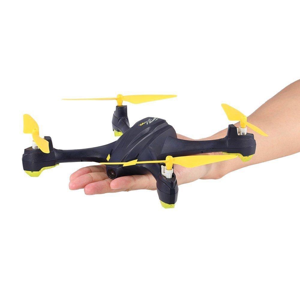 e370081e452 Amazon.com: Hubsan H507A+ X4 Star Pro WiFi FPV Drone RC Quadcopter with 720P  HD Camera Live Video GPS Altitude Mode Headless Mode RTF: Toys & Games