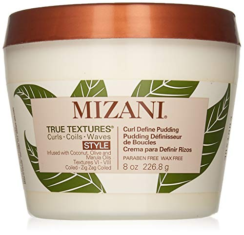 MIZANI True Textures Curl Define Pudding, 8 oz