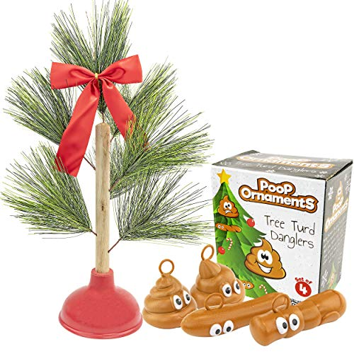 Fairly Odd Novelties FON-10315 Christmas Ornaments, Multi-Colored