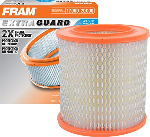 Round Air Filter By Size - 9
