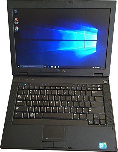Dell Latitude E5400 Laptop - Intel 2.0ghz - 2GB DDR2 - 80GB HDD - DVD - Windows 7 Home 64bit 2 Port Vga S-video