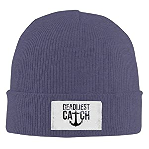 UglyBird Unisex Deadliest Catch Knitted Wool Beanie Skull Caps