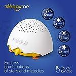 SleepyMe Smart Sleep Soother, White Noise Sound Machine, Baby