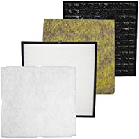 Replacement for Rabbit Air MinusA2 Filter Replacement Kit (4 filters)