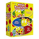 Maggie and the Ferocious Beast Triple Pack