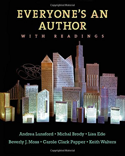 Everyone's An Author with Readings by Andrea Lunsford (2012-10-10)