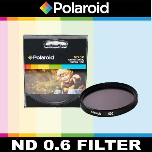 K100D Super K10D K110D,ist D,ist DL,ist DS,ist DS2 Digital SLR Cameras Which Has Any Of These K2000 K-01 K20D Polaroid Optics ND 0.6 Neutral Density Filter For The Pentax K-3 K-R K-30 K-5 II 645D K2000 K1000 K-500 K-X K-7 K-50 K-5 K200D
