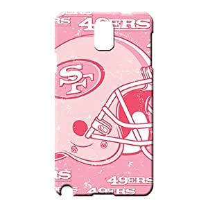 samsung note 3 Popular Scratch-proof Cases Covers Protector For phone cell phone skins san francisco 49ers nfl football