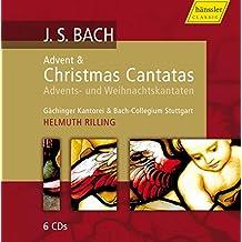 Advent & Christmas Cantatas