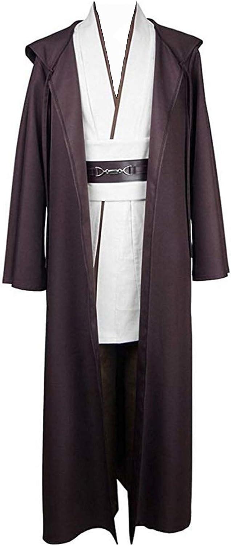 Disfraz de Jedi de Star Wars, tallaje europeo, para adultos