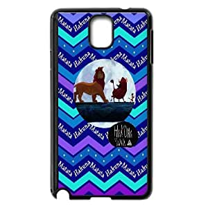 JamesBagg Phone case Hakuna Matata-Lion King quotes series protective case cover For Samsung Galaxy NOTE4 Case Cover C-HKN93348