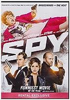 SPY DVD RENTAL EXCLUSIVE