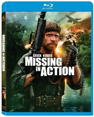 Blu-ray : Missing in Action (Blu-ray)