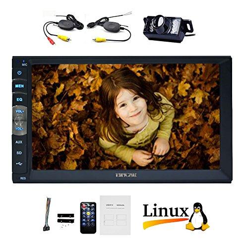 EINCAR Autoradio Bluetooth Car stereo 7Inch Capacitive: Amazon.co.uk: Electronics