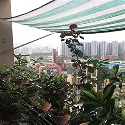 LIQIA Red De Sombreado Casa Patio Techo Protector Solar Balcón Las ...