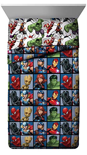 Buy super hero bedding twin set