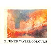 Turner Watercolours in the Tate Gallery