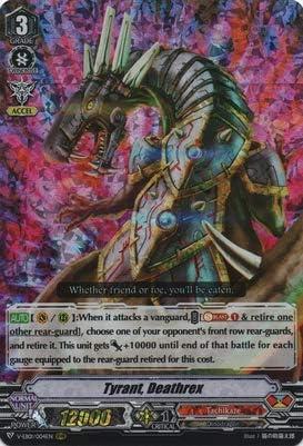 Cardfight! Vanguard TCG Tachikaze Archbird V-EB01//012EN RR