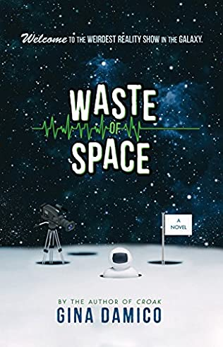 book cover of Waste of Space