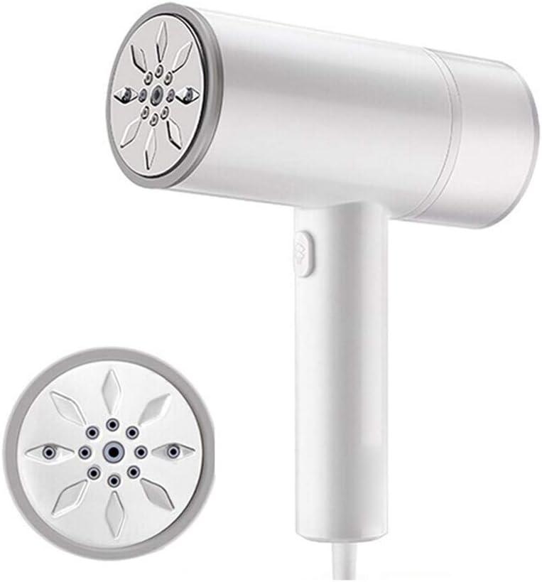 XUNMAIFXI ElectricoPlancha de Vapor Vertical, Plancha para Ropa, Portátil, Eliminación de Arrugas,Adecuado para Casa o ViajeHotel