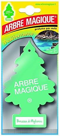 Lampa Lufterfrischer Wunderbaum Brezza Di Mykonos Auto