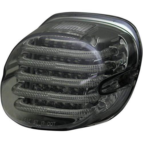 (Custom Dynamics ProBEAM Low Profile LED Taillight w/Window, Smoke PB-TL-LPW-S)