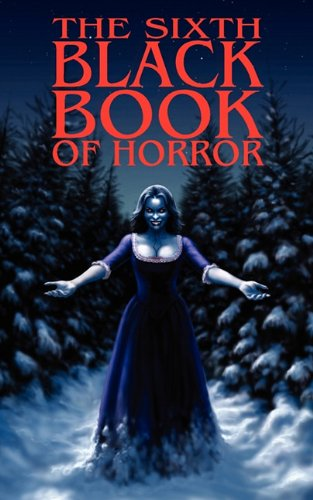 book cover of The Sixth Black Book of Horror